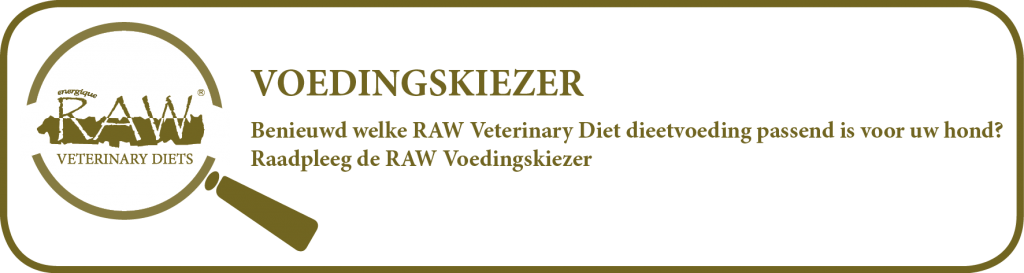 Raw Veterinary Diets Voedingskiezer