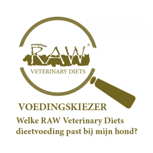 RAW voedingskiezer